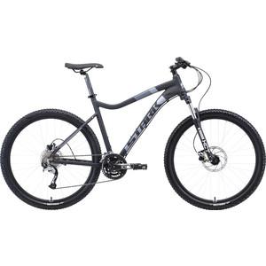 цена на Велосипед Stark Tactic 27.5 HD (2019) чёрный/серый 22