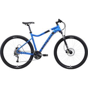 цена на Велосипед Stark Tactic 29.5 HD (2019) голубой/чёрный/белый 22