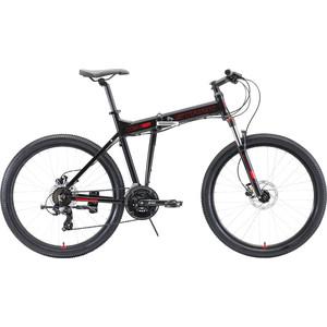 цена на Велосипед Stark 20 Cobra 26.2 HD (2019) чёрный/красный 18