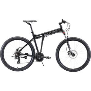 цена на Велосипед Stark Cobra 27.2 HD (2020) чёрный/белый 20