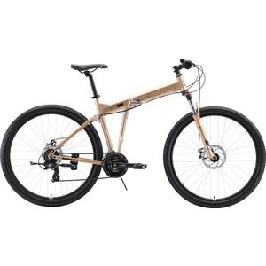 Велосипед Stark 20 Cobra 29.2 D (2020) бронзовый/черный 20