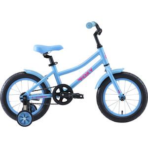 Велосипед Stark 20 Foxy 14 Girl бирюзовый/розовый