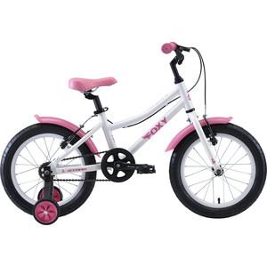 Велосипед Stark 20 Foxy 16 Girl белый/розовый