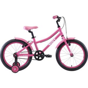 Велосипед Stark 20 Foxy 18 Girl розовый/белый