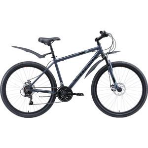 Велосипед Stark Outpost 26.1 D (2020) серый/чёрный 20