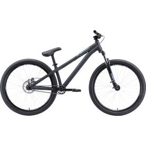 Велосипед Stark 20 Pusher-2 чёрный/серый S