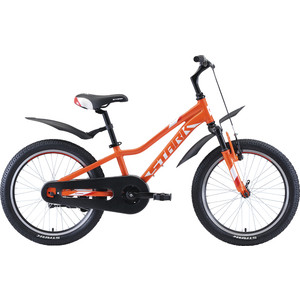Велосипед Stark Rocket 20.1 S оранжевый/белый/красный велосипед stark shooter 3 2016