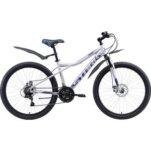 Велосипед Stark 20 Slash 26.1 D серый/голубой 16