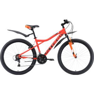 Велосипед Stark 20 Slash 26.1 V оранжевый/чёрный/белый 16