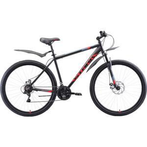 Велосипед Stark Tank 29.1 D (2020) чёрный/красный/серый 20