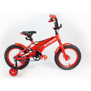 Велосипед Stark 20 Tanuki 14 Boy красный/белый