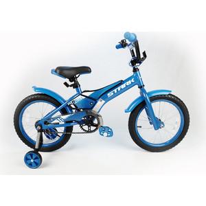 Велосипед Stark 20 Tanuki 16 Boy голубой/белый