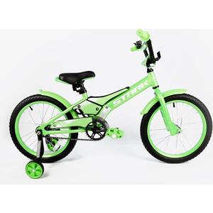 Велосипед Stark 20 Tanuki 18 Boy зелёный/белый
