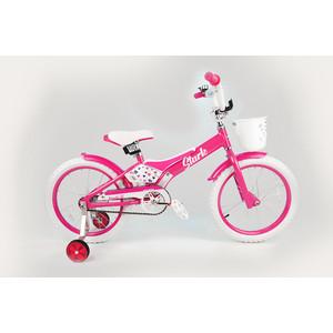 Велосипед Stark 20 Tanuki 18 Girl розовый/белый