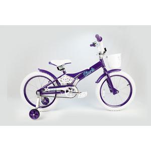Велосипед Stark 20 Tanuki 18 Girl фиолетовый/бирюзовый
