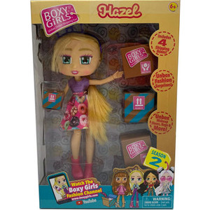 Кукла 1Toy Boxy Girls Hazel Т16627