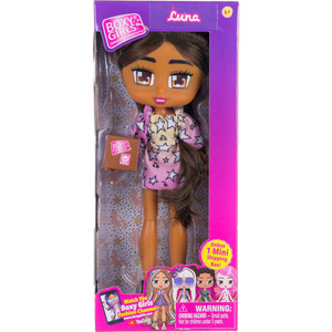 Кукла 1Toy Boxy Girls Luna Т16639