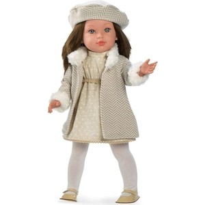 Кукла Arias Elegance Carla кукла 49 см в одежде Т13739