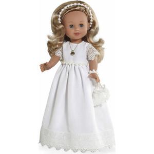 Кукла Arias Elegance Comunion кукла 42 см в платье с аксессуаром Т11105