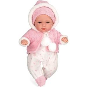 Кукла Arias Elegance 33 см в одежде соска звук плач если нажать на животик Т16344