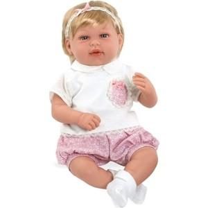 Кукла Arias Elegance кукла 45 см в одежде с соской Т13737