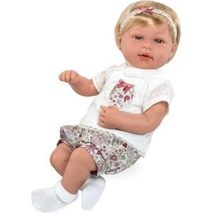 Кукла Arias Elegance кукла 45 см в одежде с соской Т13738