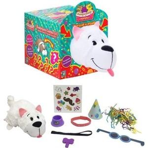 Мягкая игрушка 1Toy Вывернушка-Сюрприз Хаски Т13645