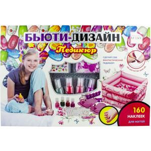 Игровой набор Lukky Бьюти-Дизайн Педикюр Т16679