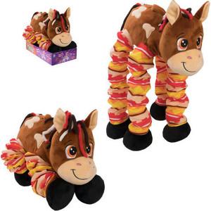 Плюшевая игрушка 1Toy Пружиножки Лошадка Т13879