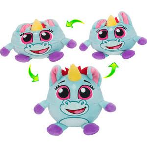 цена на Плюшевая игрушка 1Toy Мняшки Хрумс Конни Хрумс 18см Т14282