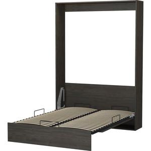 Шкаф-кровать Элимет Studio венге 160x200