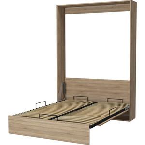 Шкаф-кровать Элимет Studio дуб 140x200