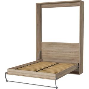 Шкаф-кровать Элимет Smart дуб 160x200