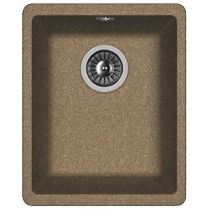 Кухонная мойка Flortek Ринг коричневый (24.050.A0300.105)