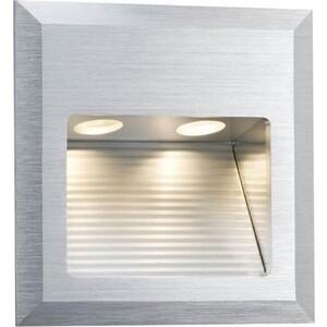Встраиваемый светодиодный светильник Paulmann 93753 встраиваемый светодиодный светильник paulmann 92094