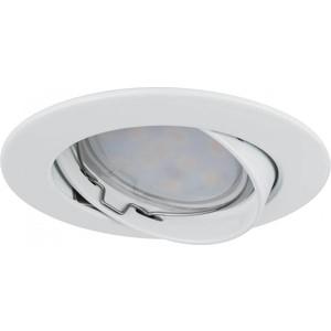 Встраиваемый светодиодный светильник Paulmann 93977 встраиваемый светодиодный светильник paulmann 92094