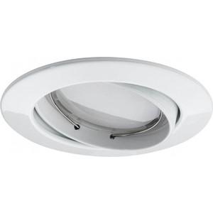 Встраиваемый светодиодный светильник Paulmann 92094 встраиваемый светодиодный светильник paulmann 92094