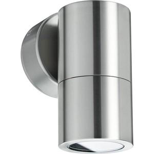 Уличный настенный светодиодный светильник Paulmann 18008 настенный светильник paulmann bound 70023