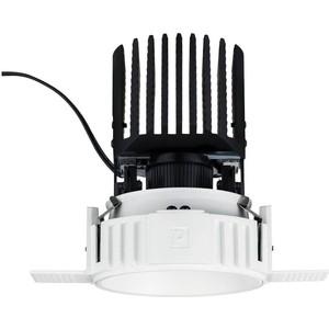 Встраиваемый светодиодный светильник Paulmann 92653 встраиваемый светодиодный светильник paulmann 92094