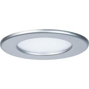 Встраиваемый светодиодный светильник Paulmann 92070 встраиваемый светодиодный светильник paulmann 92094