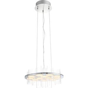 Подвесная светодиодная люстра ST-Luce SL430.103.12 подвесная светодиодная люстра st luce fondere sl906 403 08