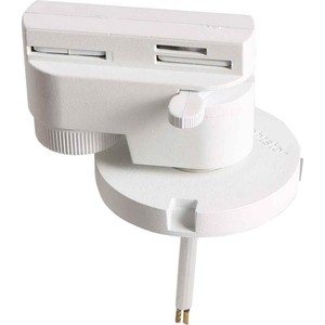Адаптер для шинопровода Lightstar 592016 переходник для трека lightstar asta 592076