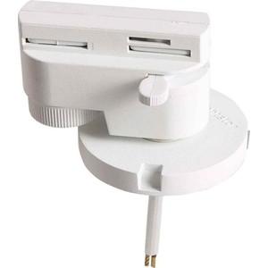 Адаптер для шинопровода Lightstar 592076 переходник для трека lightstar asta 592076