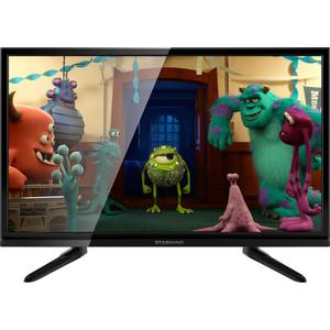 Фото - LED Телевизор StarWind SW-LED24R401BT2S выключатель werkel двухклавишный проходной с подсветкой шампань рифленый wl10 sw 2g 2w led золотой