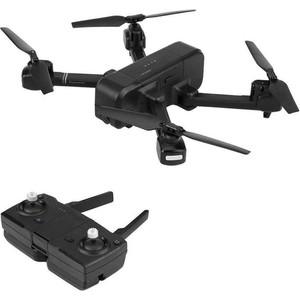 Радиоуправляемый квадрокоптер SJRC Z5 720p черный (GPS, камера 720P)