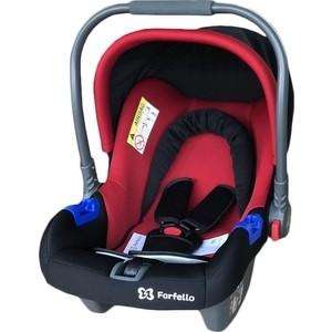 Автокресло Farfello KS-2150 красно-чёрный KS-2150/r