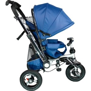 Велосипед трехколёсный Farfello TSTX010 синий