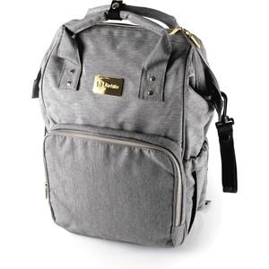 Рюкзак для мамы Farfello F1 серый