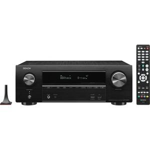 цена на AV-ресивер Denon AVR-X1600H (AVRX1600HBKE2) black