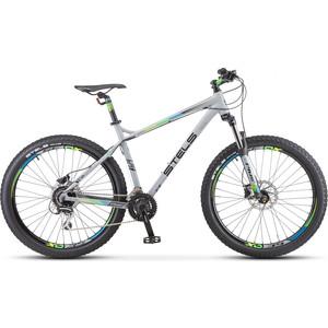 Велосипед Stels Adrenalin D 27.5 (V010) 20 серый